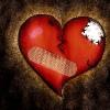 Narbe im Herz